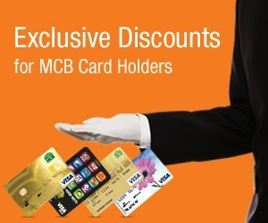 MCB Loyalty & Discounts