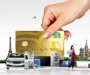 MCB Visa Gold Credit Card